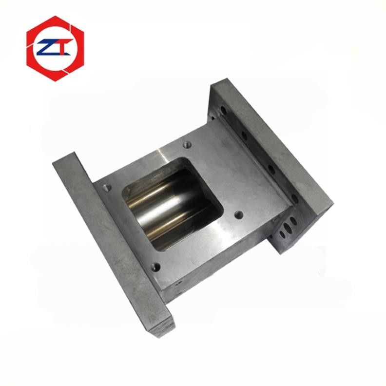 38CrMoAla Material Feeder Barrel Metal Color Φ71.8mm Hole Diameter Quality Certified